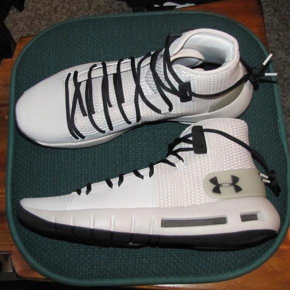 buy online 79407 f2065 Men Under Armour HOVR Havoc Basketball Shoes Sz 14